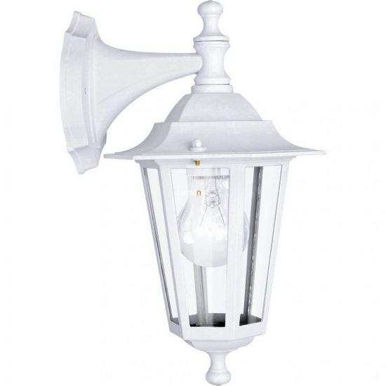 Eglo 22462 kültéri fali lámpa le 1xE27 max.60W fehér Laterna5