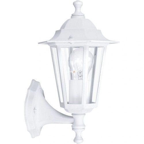 Eglo 22463 Laterna 5 kültéri fali lámpa fel 1xE27 max.60W fehér