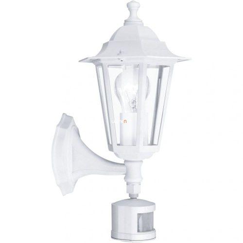 Eglo 22464 Laterna 5 kültéri fali lámpa 1xE27 max.60W szenzoros fehér