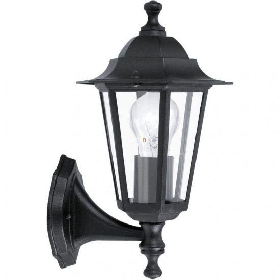 Eglo 22468 Laterna 4 kültéri fali lámpa fel 1xE27 max.60W fekete