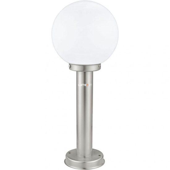 EGLO 30206 Kültéri állólámpa 1xE27 max.60W mag:50cm,nemesacél Nisia