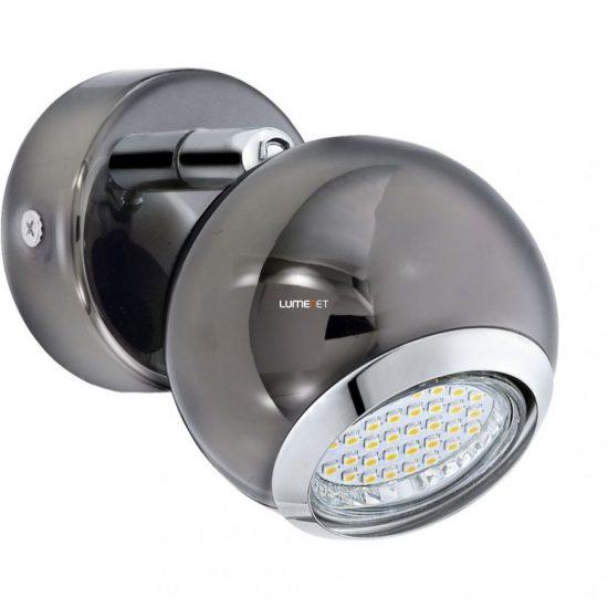 Eglo 31005 szpot fali 1xGU10 3W LED nikkel-nero/kr acél d:7cm Bimeda