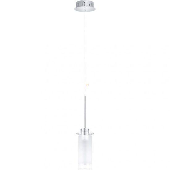Eglo 31501 LED-es függeszték 6W króm/szatinbura Aggius1