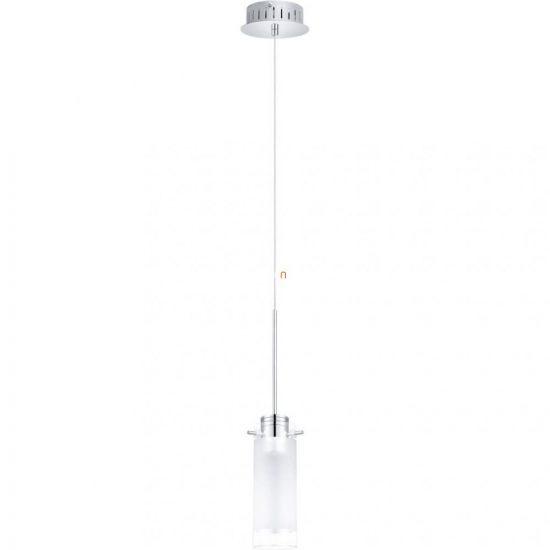 Eglo 31501 Aggius 1 LED függeszték 6W króm/szatinbura