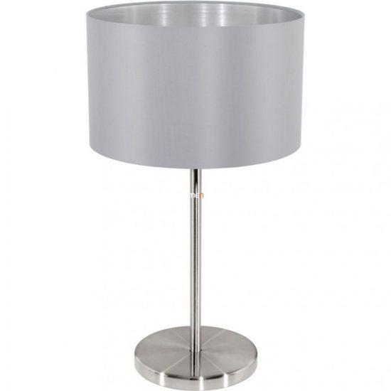 EGLO 31628 Textil Asztali lámpa 1xE27 max. 60W szürke Maserlo