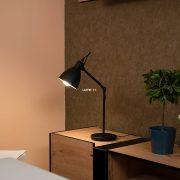 Eglo 49469 Priddy asztali lámpa 1xE27 max.40W
