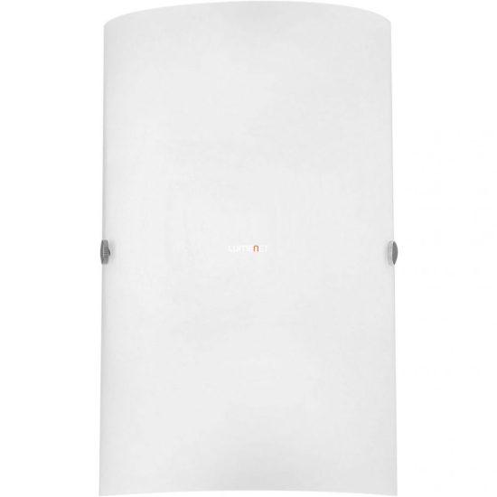 EGLO 85979 Fali lámpa 1xE14 max. 60W matt nikkel fehér Troy 3