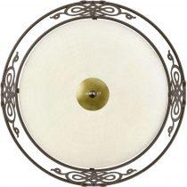 Eglo 86712 Mestre mennyezeti lámpa 2x60W E27 átm:39,5cm antik barna