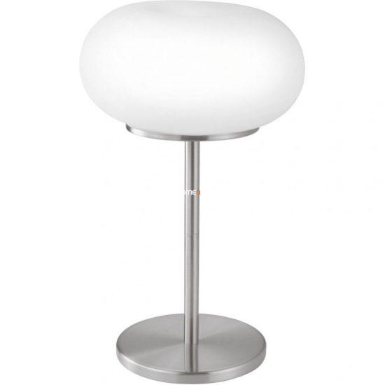 EGLO 86816 Asztali lámpa 2xE27 max. 60W mag:46cm matt nikkel/opál Optica