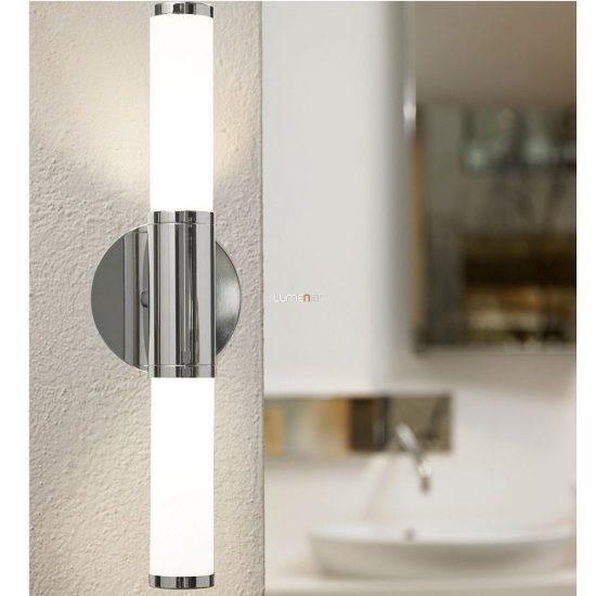 EGLO 87219 Fali lámpa 2xE14 max. 40W króm/opál Palmera