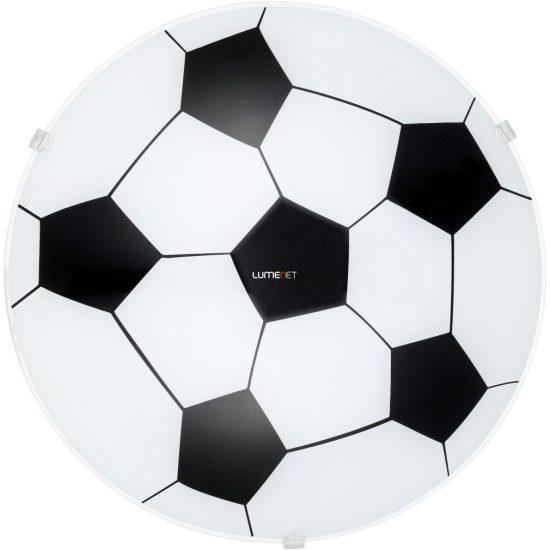 EGLO 87284 mennyezeti lámpa 1xE27 max. 60W 24,5 cm focilabda mintás Junior 1