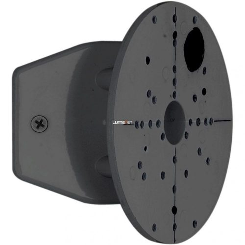 Eglo 88153 Sarokkiképzés kültéri lámpához fekete