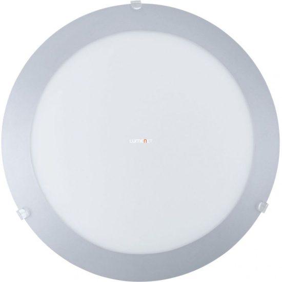 Eglo 89248 Mars 1 fali/mennyezeti lámpa 1xE27 max. 60W ezüst szélű