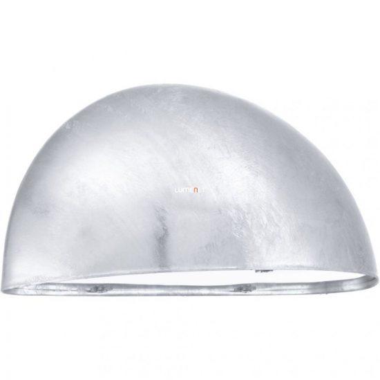 EGLO 90867 Kültéri fali 1xE27 max.40W cinkelt fém/műanyag fehér bura IP23 Lepus