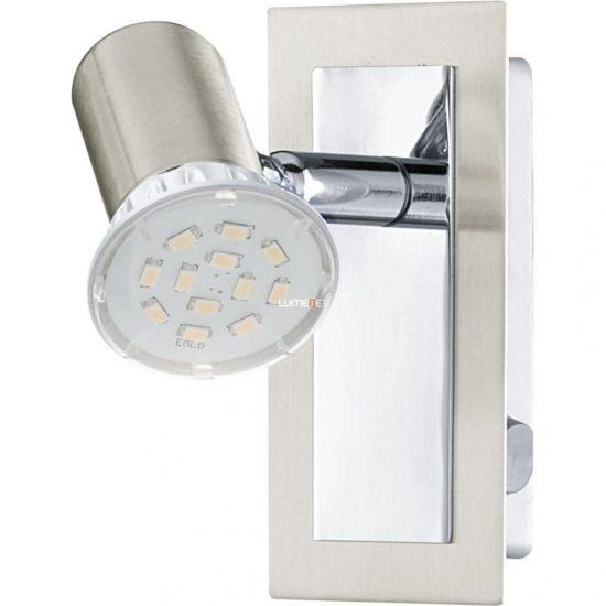EGLO 90914 Fali GU10 LED 3W matt nikkel/króm Rottelo