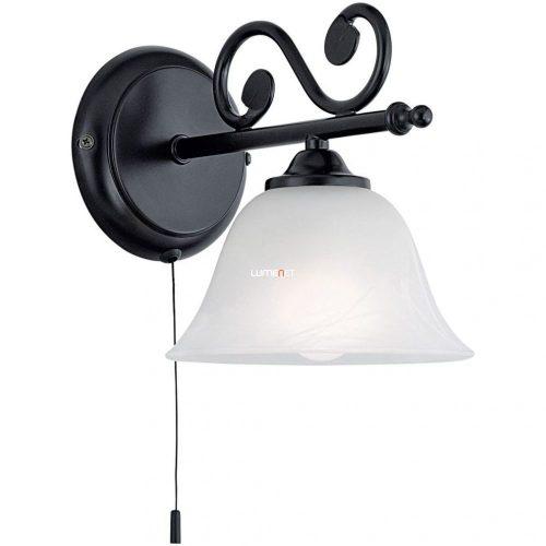 Eglo 91006 Murcia Fali lámpa 1xE14 max. 40W kapcs. fekete