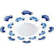 EGLO 92146 Fali/mennyezeti lámpa 1xE27 max. 60W kék autó Viki 1