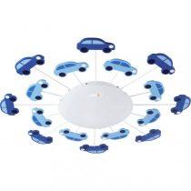 Eglo 92146 Viki 1 fali/mennyezeti lámpa 1xE27 max.60W kék autó