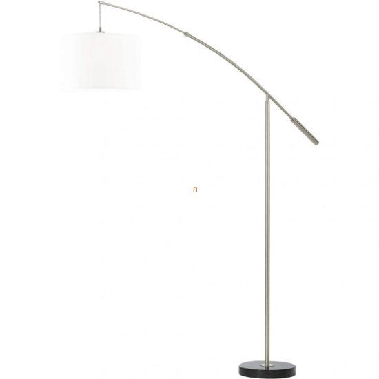 EGLO 92206 Állólámpa 1xE27 max. 60W matt nikkel/fehér Nadina