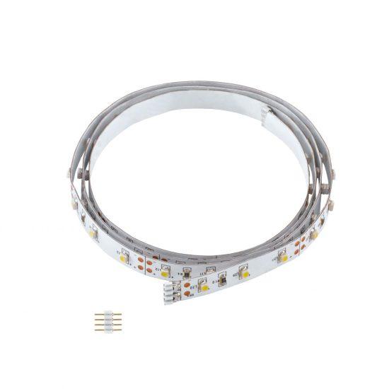 EGLO 92314 LED szalag műanyag bevonat nélkül 100cm, 60LED (4,8W) 3000K