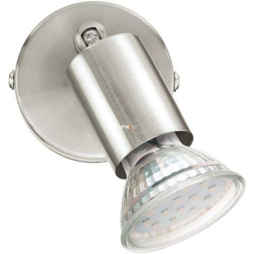 Eglo 92595 Buzz-LED fali lámpa 1xGU10 2,5W nikkel