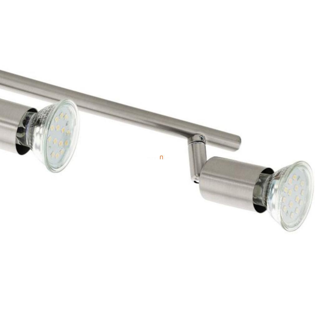 Eglo 92598 Buzz-LED 4xGU10 max.25W mennyezeti spot lámpa +3W GU10 LED