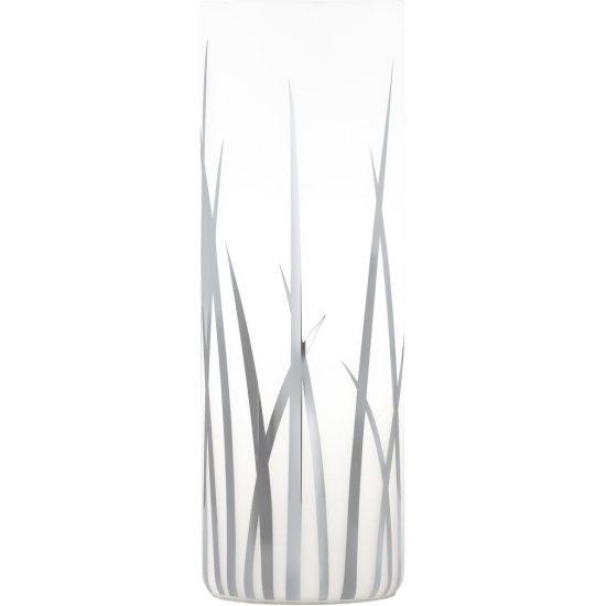 EGLO 92743 Asztali lámpa 1xE27 max. 60W üveg/króm d:9cm m:26cm Rivato