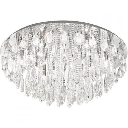 Eglo 93434 Calaonda mennyezeti lámpa 10xG9