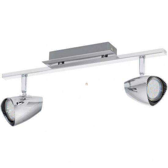 EGLO 93673 LED-es fali GU10 2x3W króm 39cm Corbera