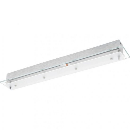 EGLO 93887 LED-es fali/Mennyezeti lámpa 4x5,4W króm/szatin üveg 65cm Fres 2