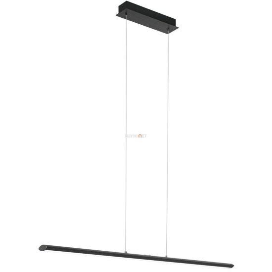 EGLO 93896 LED-es Függeszték 30W fekete 110cm Pellaro