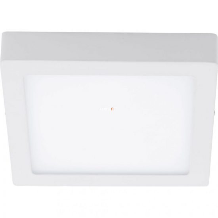 EGLO 94078 LED-es Mennyezeti lámpa 18W 2000lm 24x24cm 4000K fehér Fueva 1