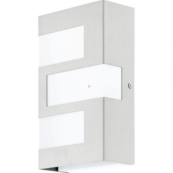 Eglo 94086 LED-es kültéri fali 3x2,5W IP44 nemes acél/fehér Ralora