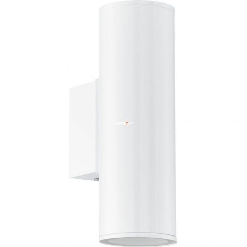 Eglo 94101 Riga LED-es kültéri fali GU10 2x3W IP44 fehér