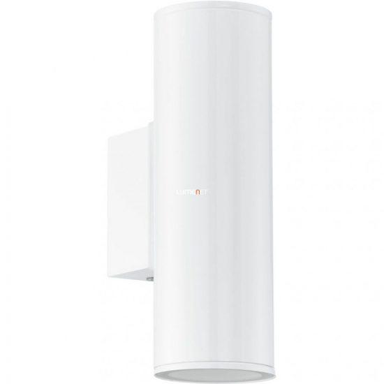 EGLO 94101 LED-es kültéri fali GU10 2x3W IP44 fehér Riga