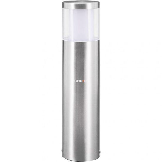 EGLO 94278 LED-es kültéri álló 1x3,7W IP44 m:45cm nemes acél/fehér Basalgo1