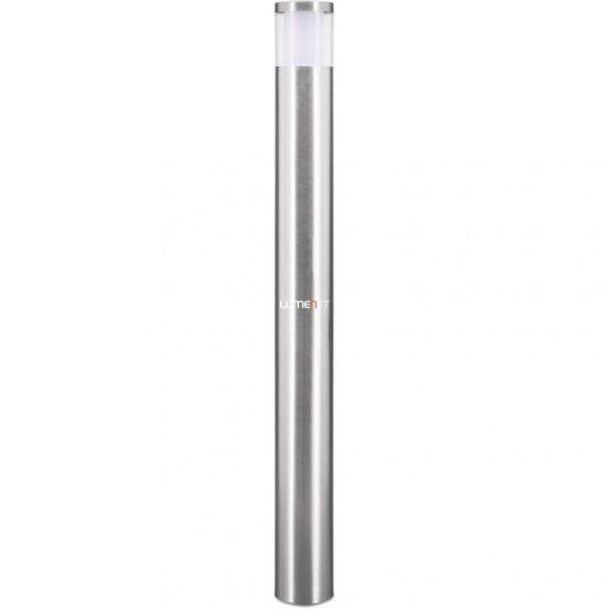 EGLO 94279 LED-es kültéri álló 1x3,7W IP44 m:105cm nemes acél/fehér Basalgo1