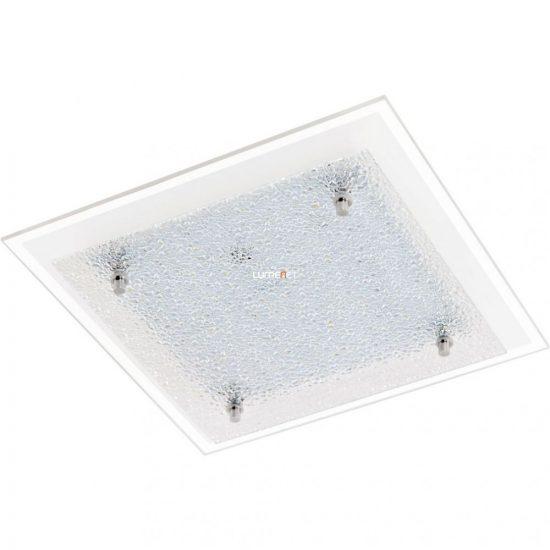 Eglo 94446 mennyezeti LED 9,7W fehér/króm Priola