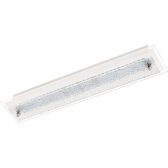 EGLO 94451 Led fali/mennyezeti 2x4,5W króm/fehér Priola