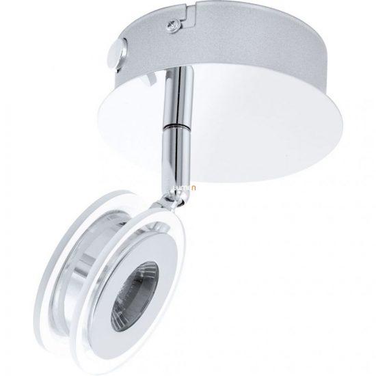 EGLO 94488 LED szpot 1x3,3W króm/műanyag 11cm Sarolo