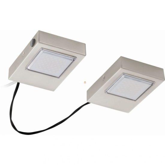 EGLO 94516 Led-es konyhai lámpa 2x3,7W 560lm matt nikkel szögletes Lavaio