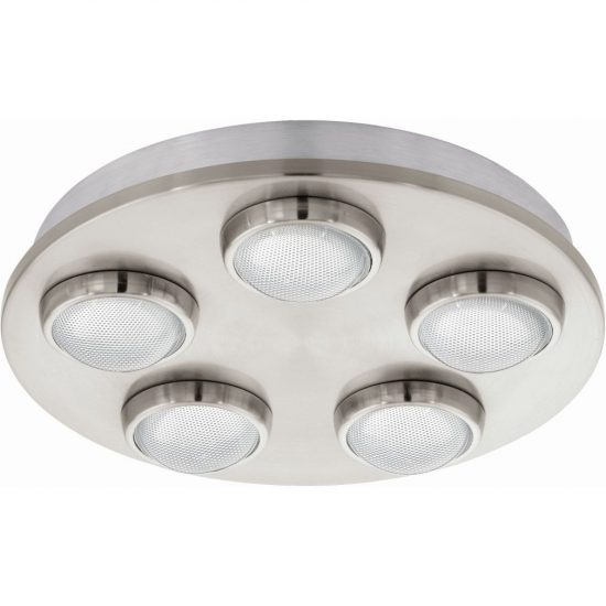 Eglo 94546 Lombes mennyezeti LED spot 5x4,2W