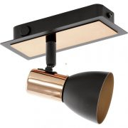 Eglo 94584 Barnham fali spot lámpa 1xGU10 max.40W IP20 / 3,3W GU10-LED