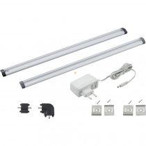 EGLO 94693 LED sín 3W alumínium 2x30cm kapcsolós Vendres