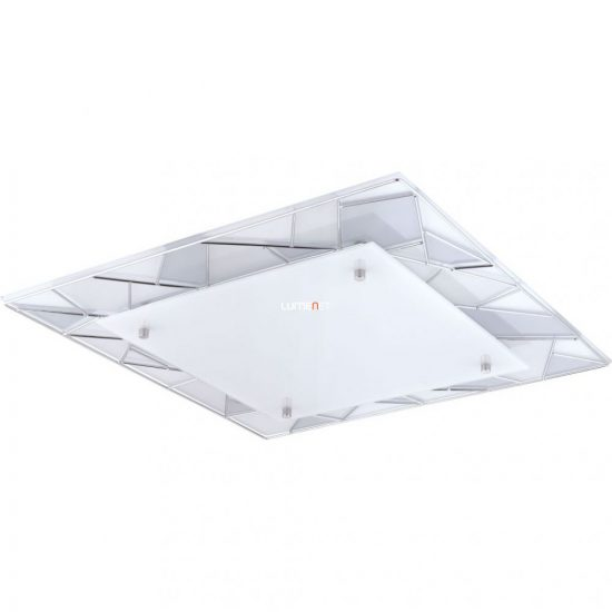 Eglo 94746 LED mennyezeti 9,7W 45x45 cm szürke Pancento