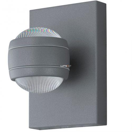 Eglo 94796 Sesimba kültéri LED-es fali 2x3,7W ezüst