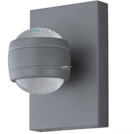 EGLO 94796 kültéri LED-es fali 2x3,7W ezüst Sesimba