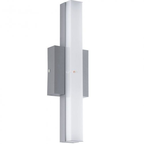 Eglo 94845 kültéri LED-es fali/mennyezeti 8W ezüst/fehér Acate