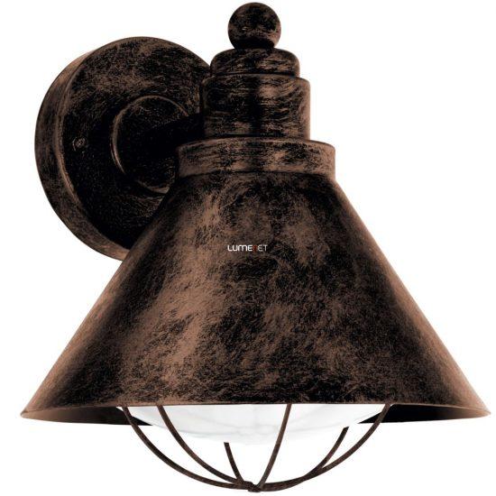 Eglo 94858 Barrosela kültéri fali lámpa 1xE27 max.40W IP44