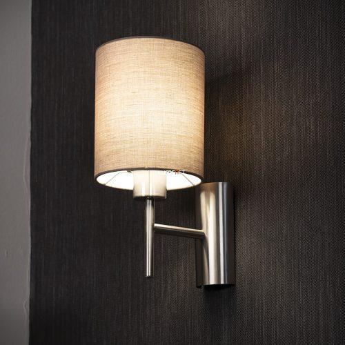 Eglo 94925 Pasteri tóp szürke fali lámpa 1xE27 foglalattal